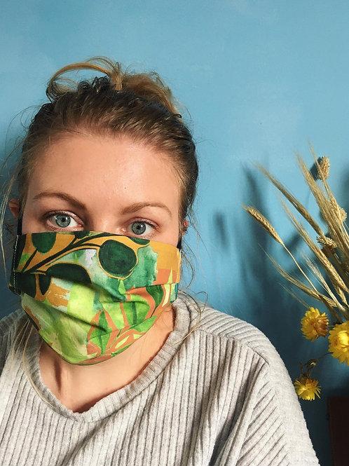 Reusable Cotton Facemasks