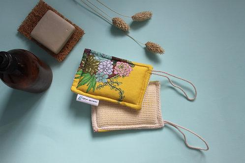 Reusable Biodegradable Sponges