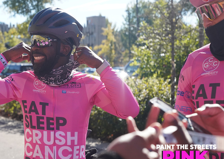 Crush Cancer Ride Event