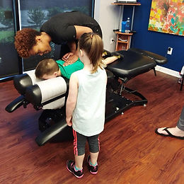Pediatrics and Chiropractic