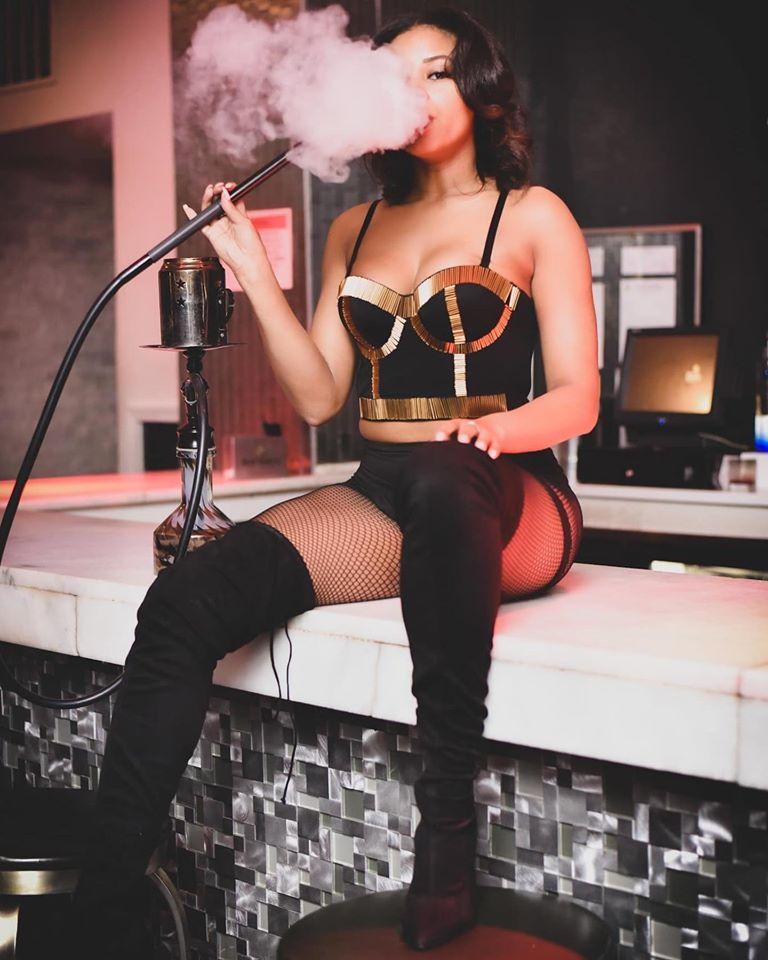 Hookah Waitress