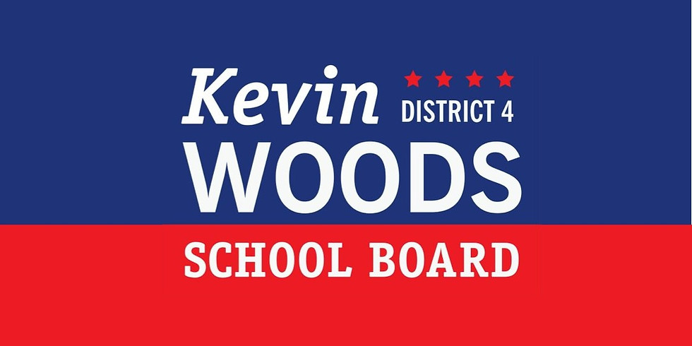 Friends for Kevin Woods Shelby County Schools - District 4 Virtual Fundraiser