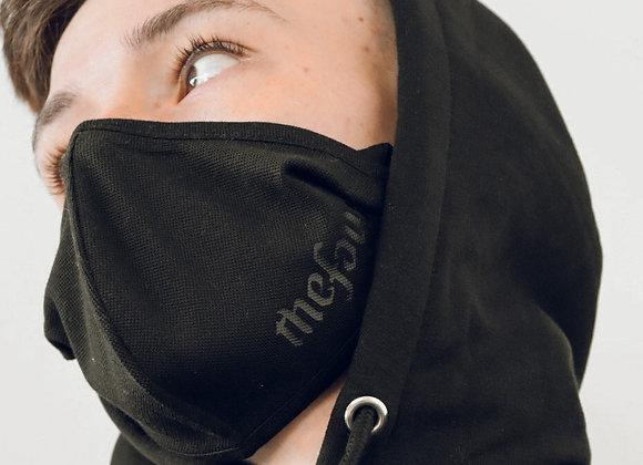 Blackout Face Mask