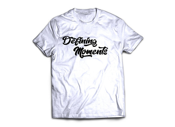 Defining Moments Tee