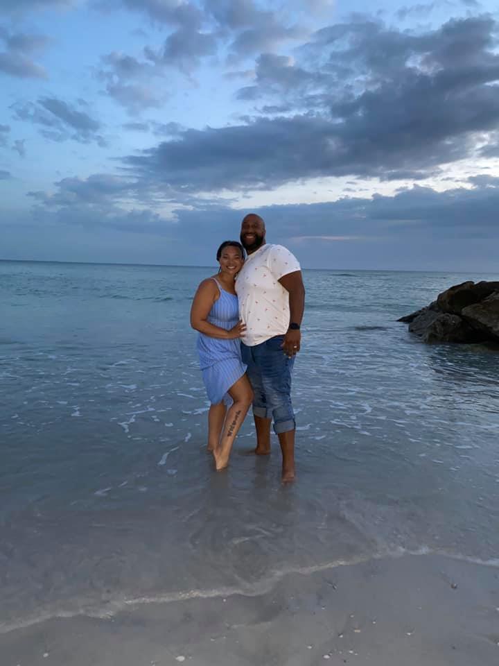 Jon and Jameka beach.jpg