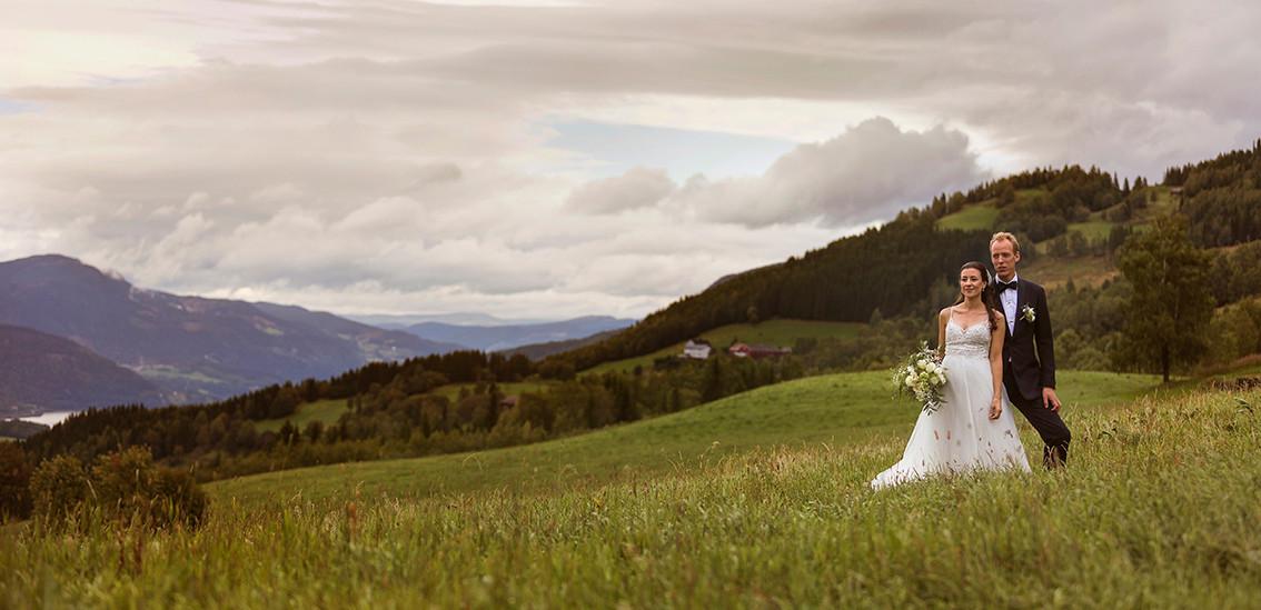 Wedding at Tretten