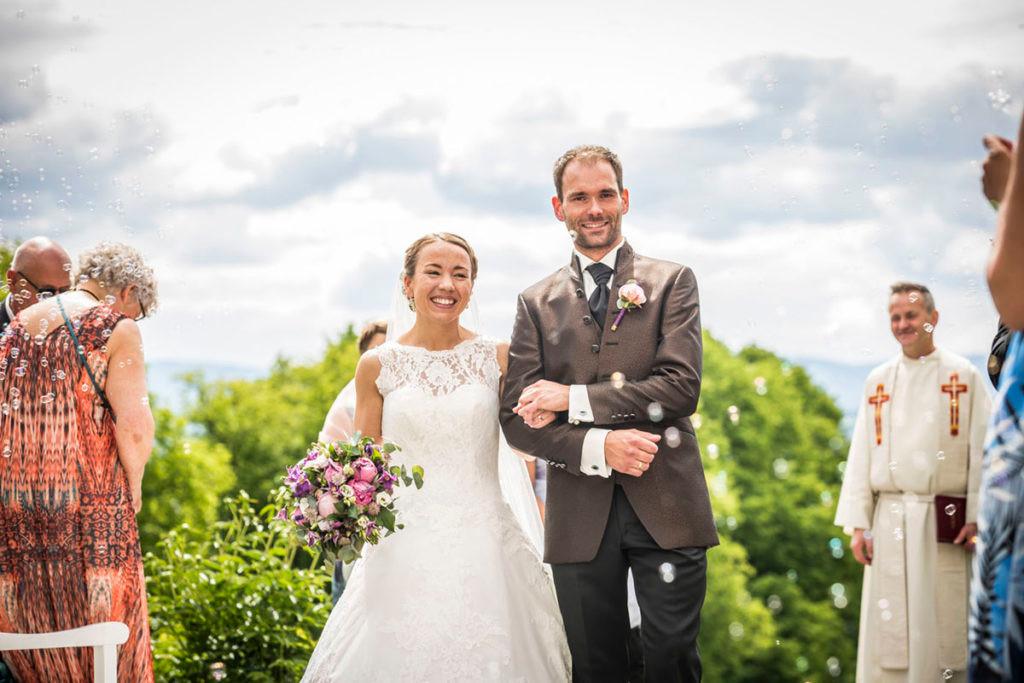 Bryllup på Hoel