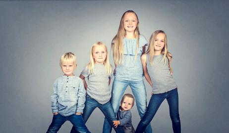 herlig søskenbarn gjeng hos ricardofoto