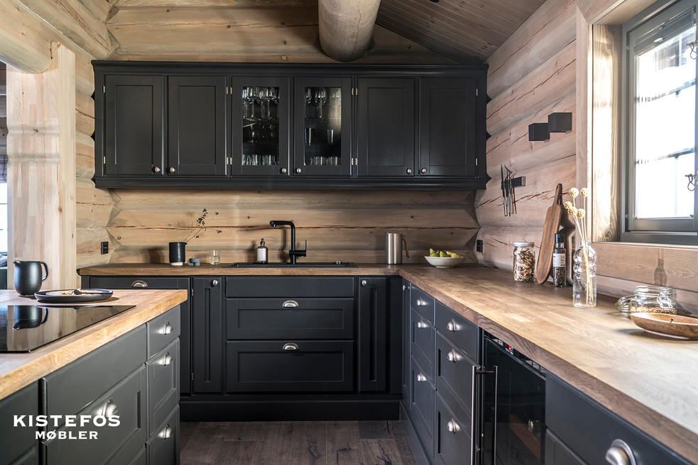 Kistefoss møbler, kjøkken