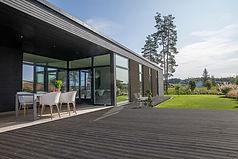 Hus malt med Butinox Futura, fargekart 2020 Innlandet Reklamebyrå, Ricardofoto