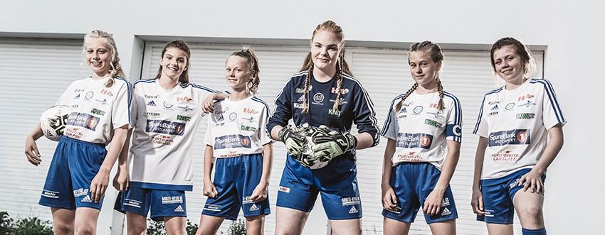 Brumunddal Fotball-jenter