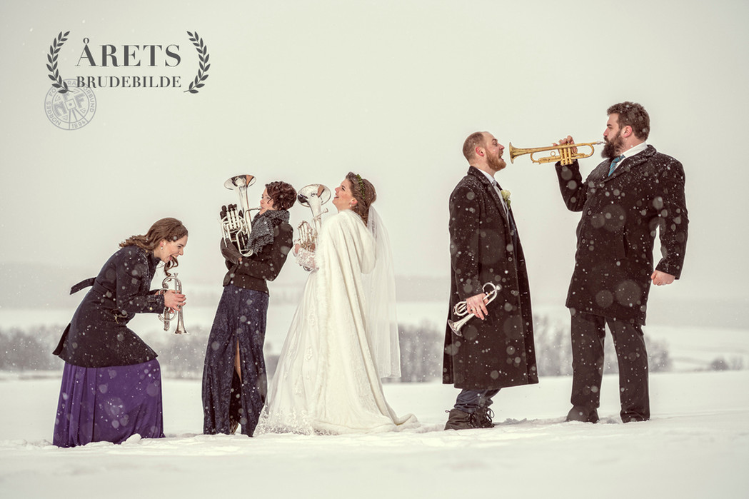 Årets brudebilde Norgesfotograf forbund