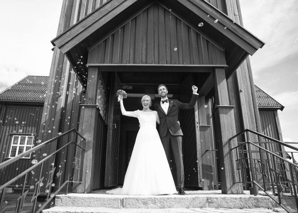 Bryllup på Elverum