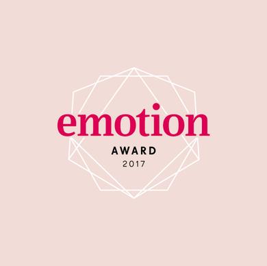 Mit dem EMOTION.award zeichnen wir Frauen aus, die andere Frauen inspirieren: Die vorangehen und mit Herzblut Herausragendes leisten.