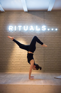 Slow Down Workshop mit RITUALS