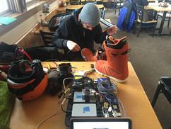 Lovett Snowboard Boot Test in Nick Wilso