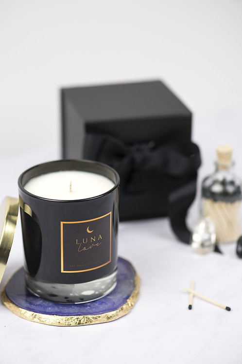 The Luna Love Soy Candle