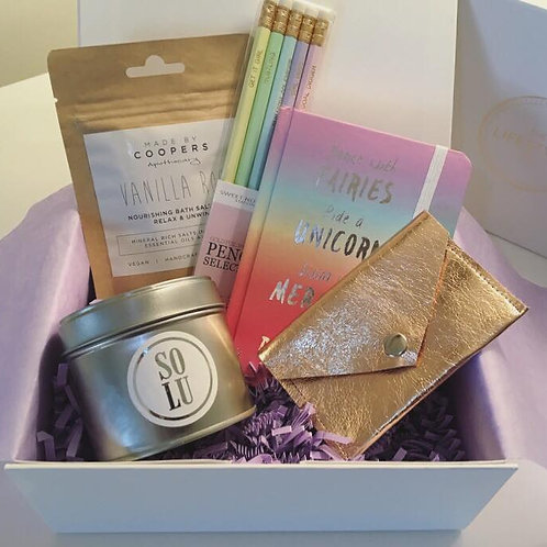 The Perfect Gift Box -Rose Gold