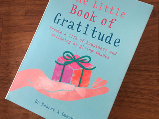 Gratitude....What's it all about, and how can it kick start you on your spiritual journey?