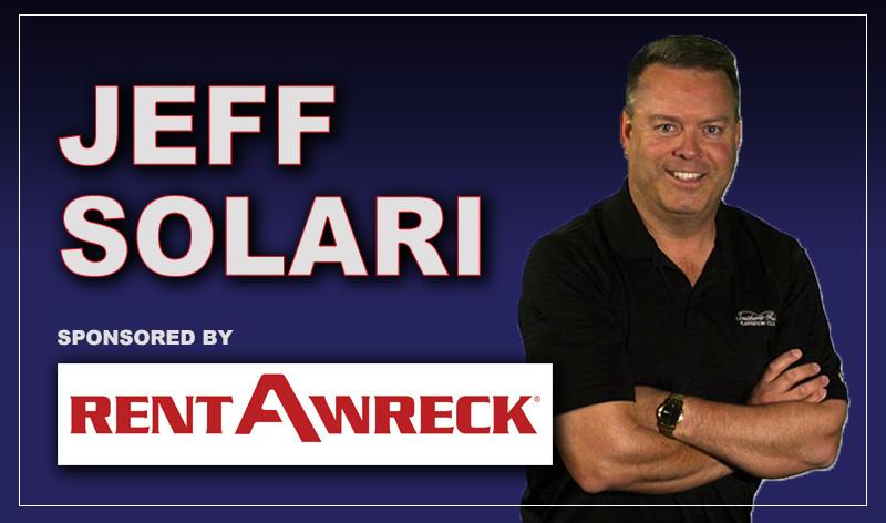 Jeff Solari - Weekly Blog