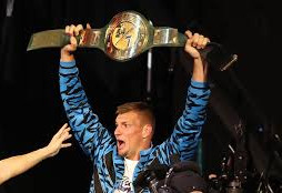 Gronk is a WWE Champ!? Oh My!