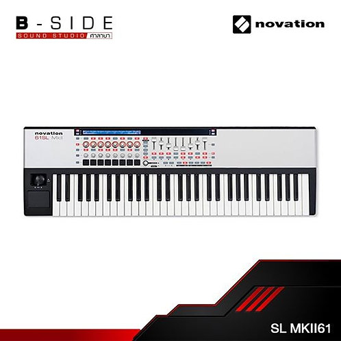Novation SL MKII 61