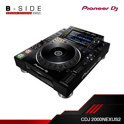 Pioneer : CDJ-2000NXS2