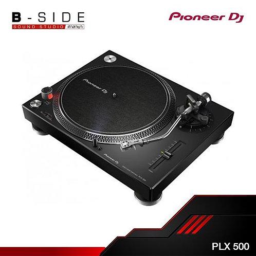 Pioneer : PLX-500