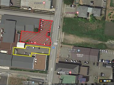 駐車場の補修工事に伴う駐車禁止のお知らせ