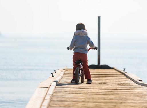 Puky LR 1 L - Bicicleta para niños de 3 años con rueda de aire.