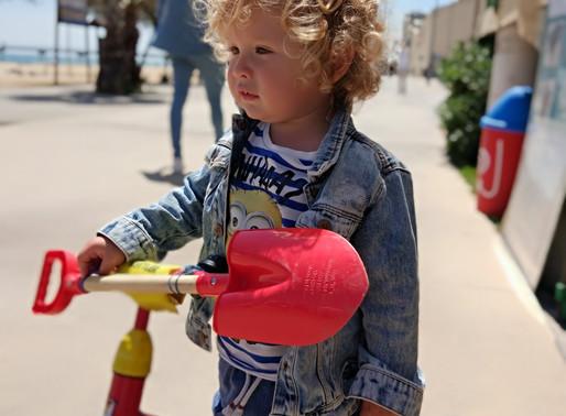 BIKESTAR Bicicleta sin Pedales para niños de 2 años