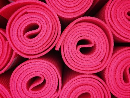 O tapete ideal para cada atividade física
