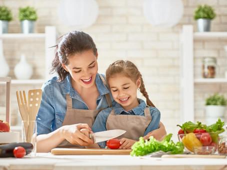 Mães que seguem estes 5 hábitos protegem os filhos da obesidade