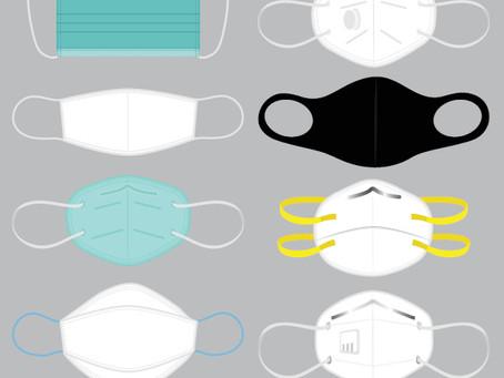 Tipos de máscara: descubra quais protegem de verdade