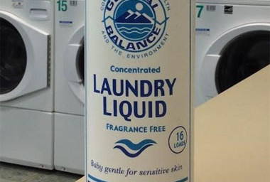 Earth Friendly Laundry Care Ingredients