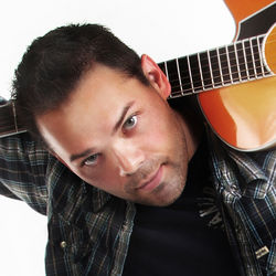Rob and Flaretone guitar