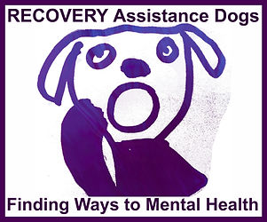 RECOVERY Assistane Dogs Logo