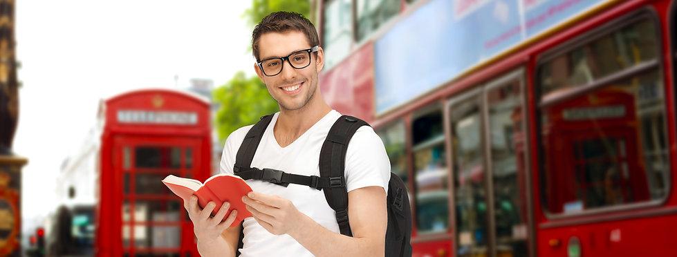 تعلم الإنجليزية في موطنها. دراسة اللغة الإنجليزية في بريطانيا،أمريكا، كندا،استراليا و نيوزلندا
