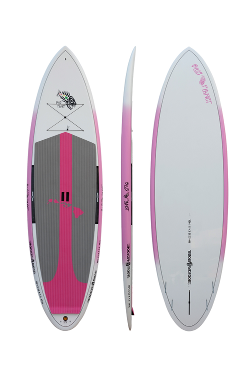 """10'4"""" Booster SUP Pink"""