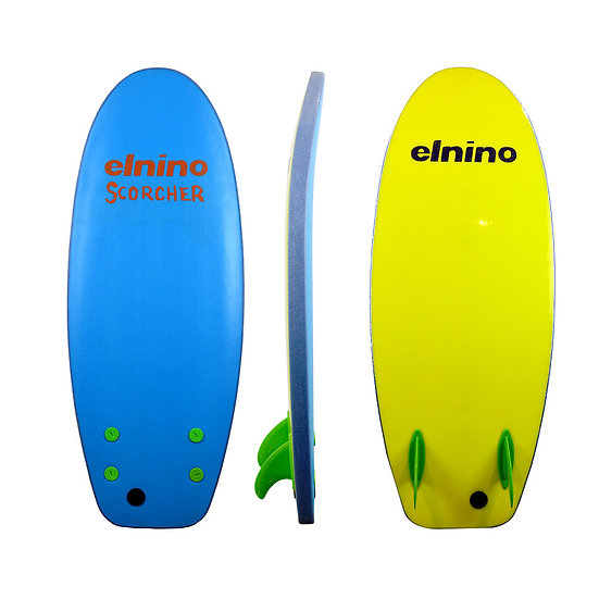 "Elnino Scorcher 44"" Twin Fin"