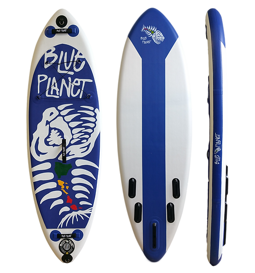 8'6 Blue Planet Inflatable