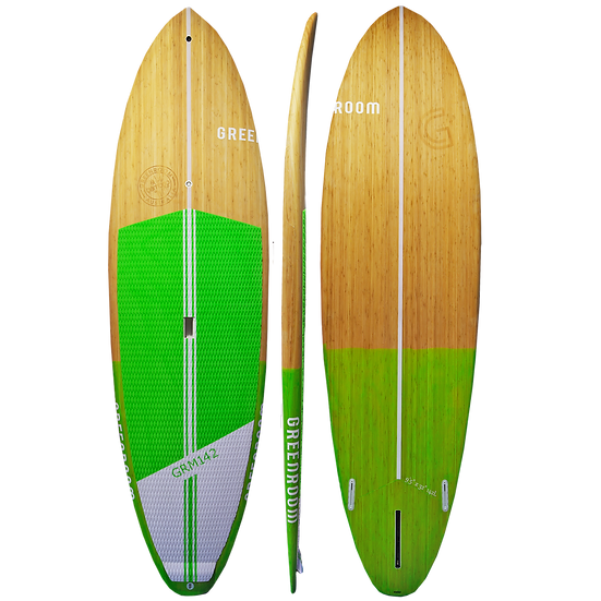 9'7  ~  158L  Bamboo