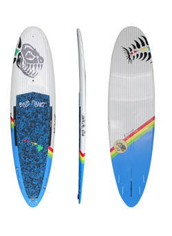 9'0x275 Nose Performer wht-blue HP