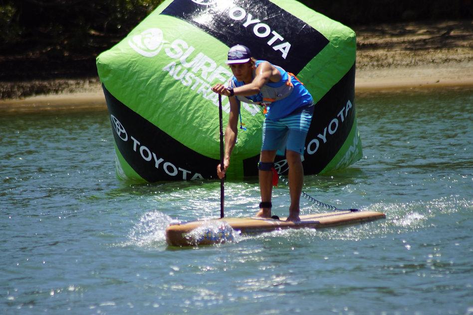 Ty Judson Australian SUP Titles