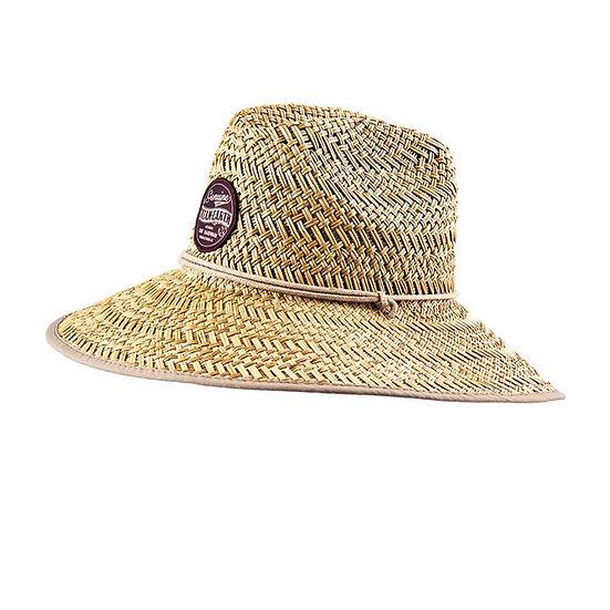 Bula Rush Cane Hat