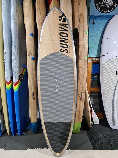 """Sunova Eco Tech 9'5"""" Demo plus Accessories Pack"""
