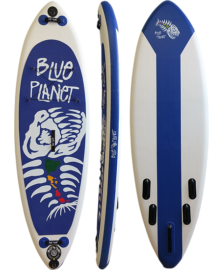 9'4 Blue Planet Inflatable