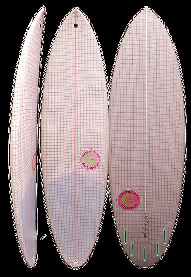 Greenroom Shortboard 5'10 30L