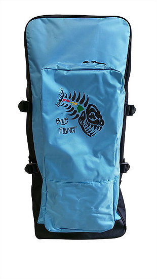 Inflatable Back Pack/Roller