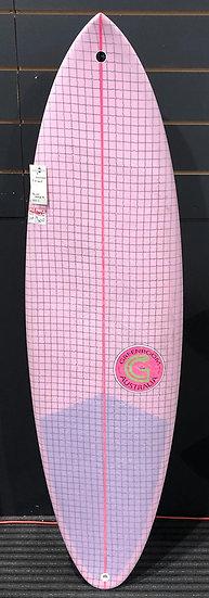 Greenroom 5'10 Pink Basalt Inegra Surf